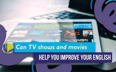 Can TV shows and movies help you improve your English?