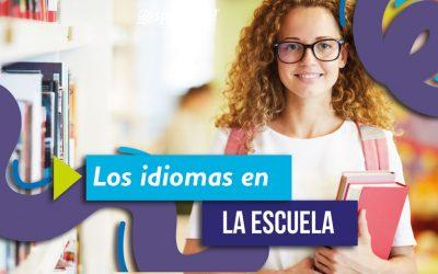 Los idiomas en la escuela